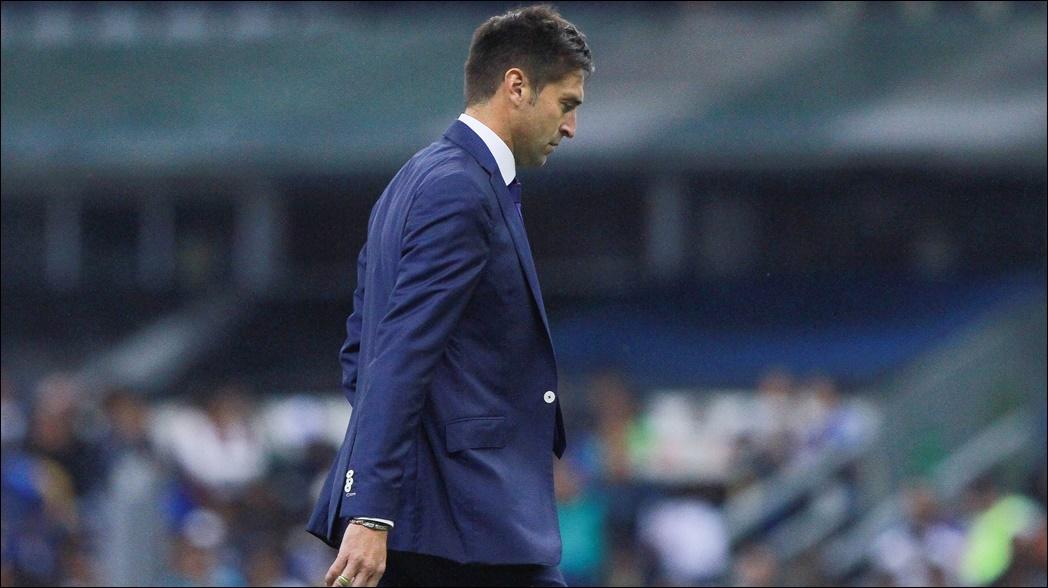 Diego Alonso tras un duelo del Monterrey en la Liga MX
