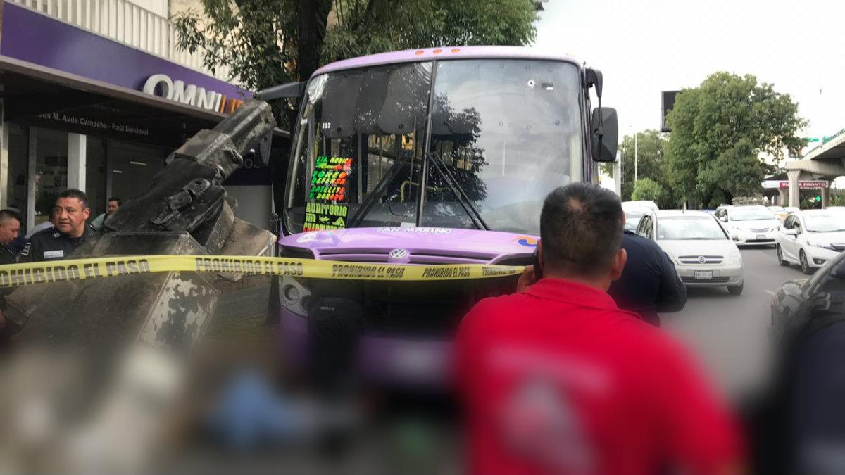 asalto intentan frustrar robo transporte público justiciero anónimo mujer muerta ladrón lesionado hospitalizado