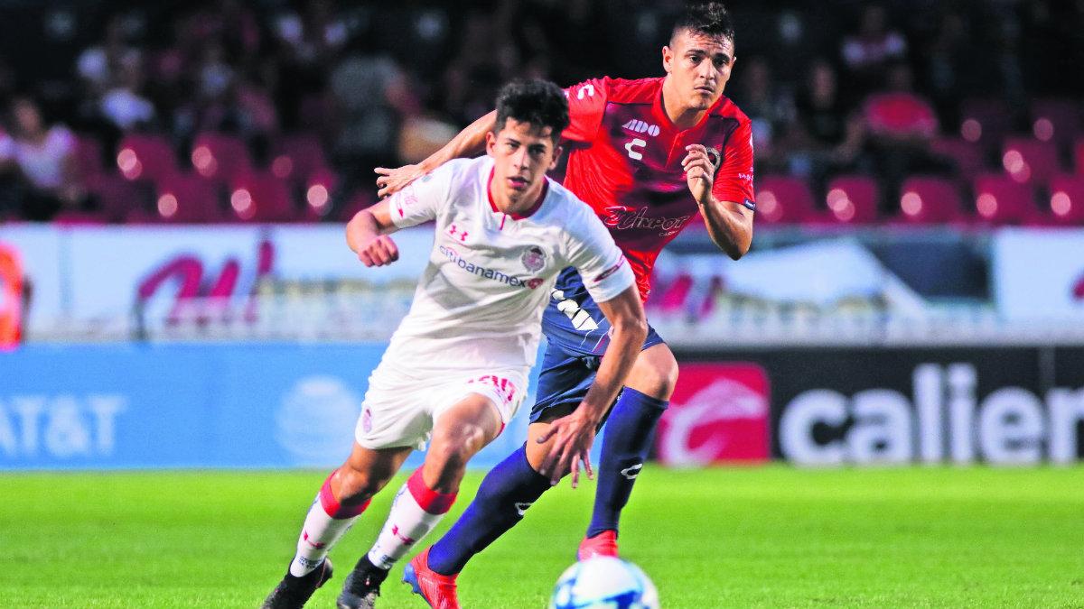 Atlético San Luis octavos final Pumas