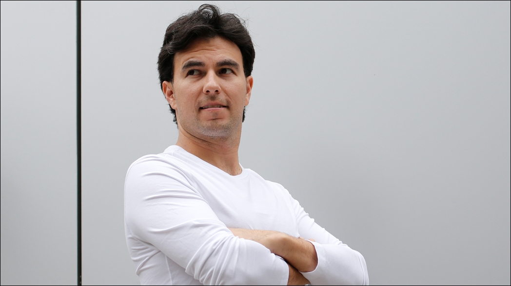 """Veremos si no me provoca el divorcio: """"Checo"""" Pérez"""