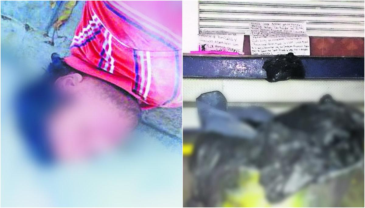 hallan cadáver hecho pedazos destazado bolsas de plástico cuerpo sin vida atacante bar sicario cuernavaca