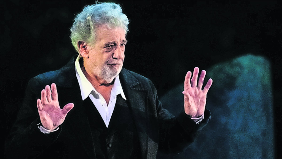 Plácido Domingo Ópera Los Ángeles