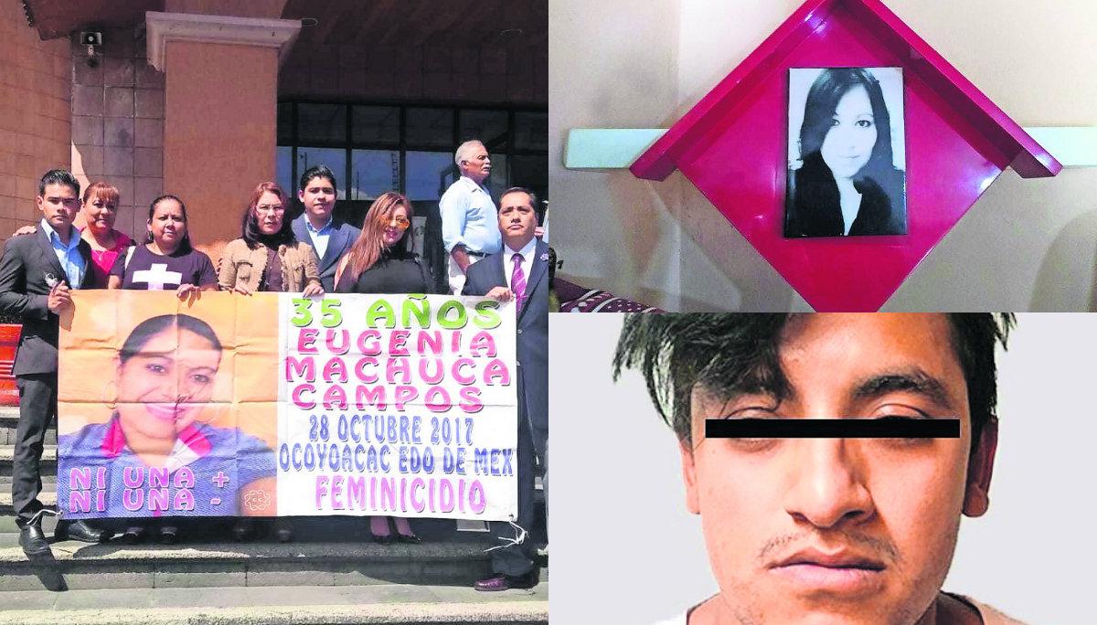 Reclasifican feminicidio de Eugenia Machuca, la mujer asesinada a golpes en Ocoyoacac | El Gráfico - El Grafico