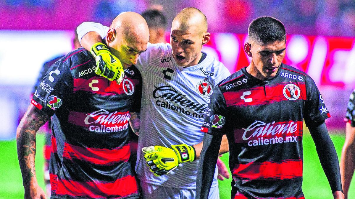 liga mx jornada 13 Atlas vs Tijuana