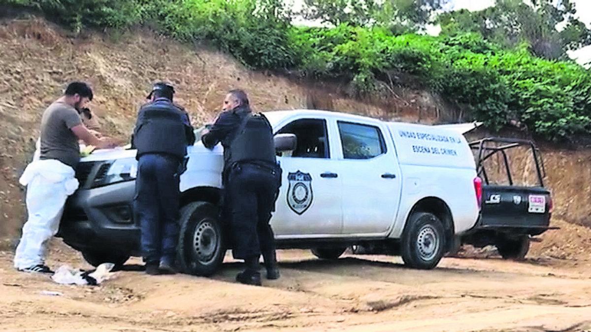 ejecutado hallan cadáver cuerpo joven muerto balazos cabeza