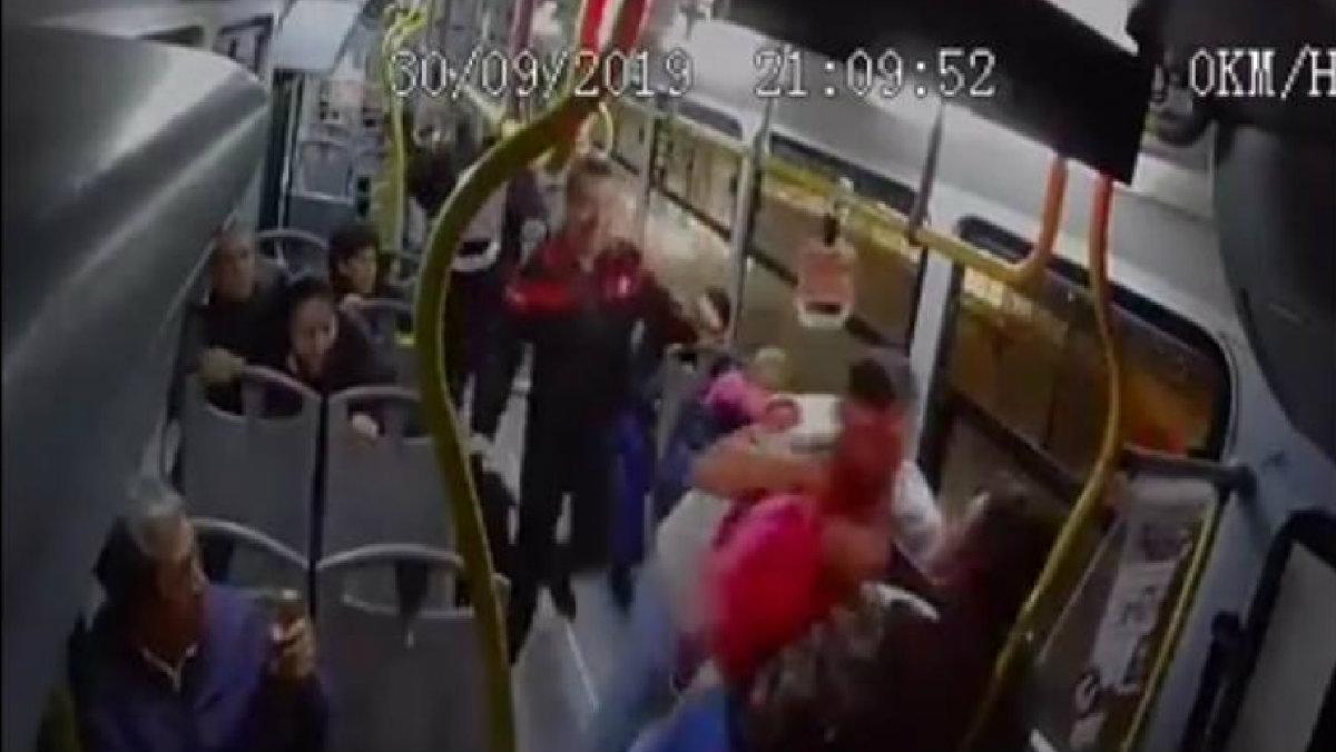 tres pasajeros cdmx desarman delincuentes circuito interior