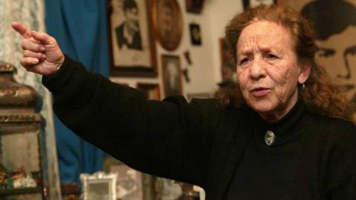 Medalla Belisario Domínguez 2019 Rosario Ibarra