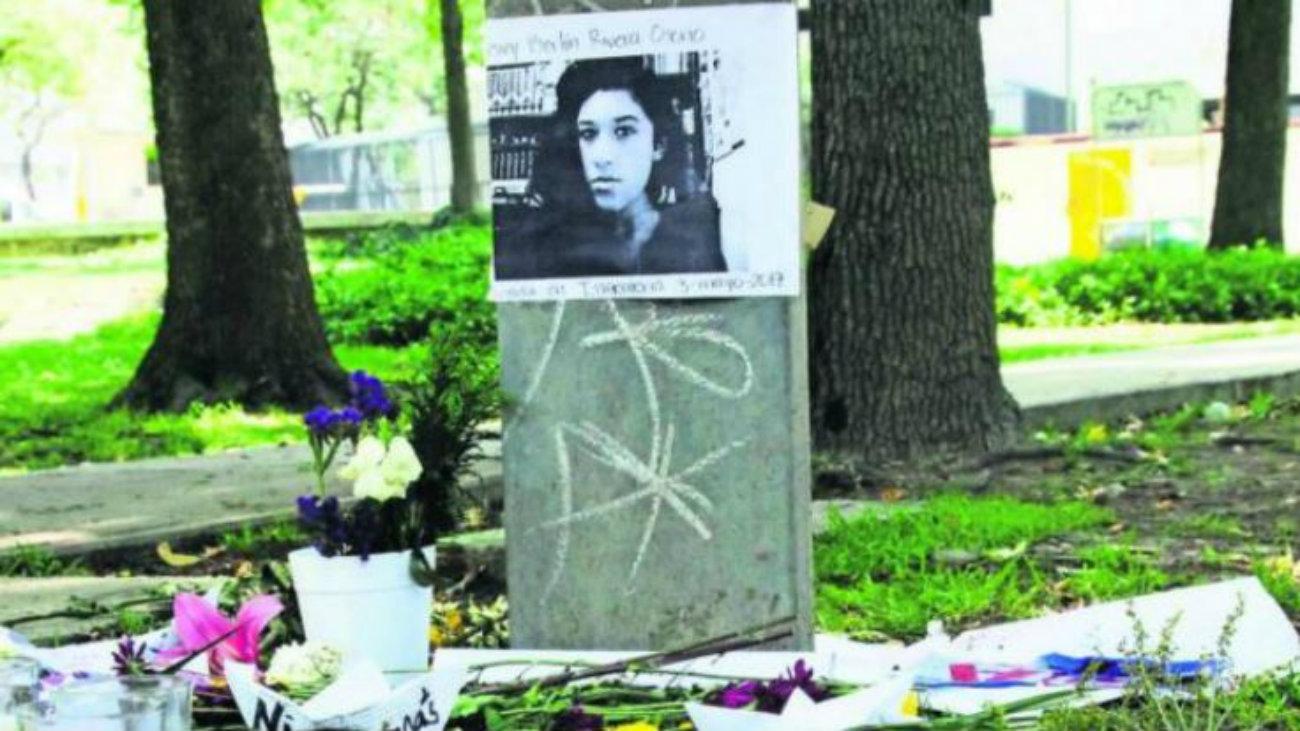 Lesvy Berlín Rivera Osorio culpable feminicidio estrangulada ciudad universitaria