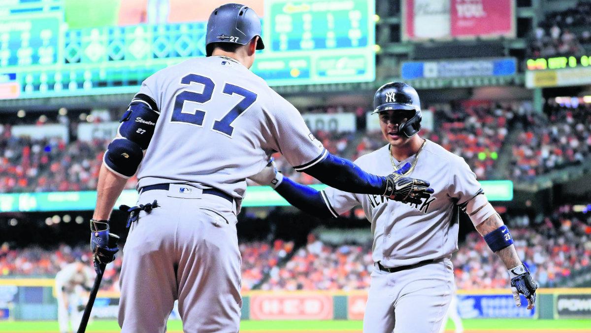 yankees nueva york juego beisbol liga americana