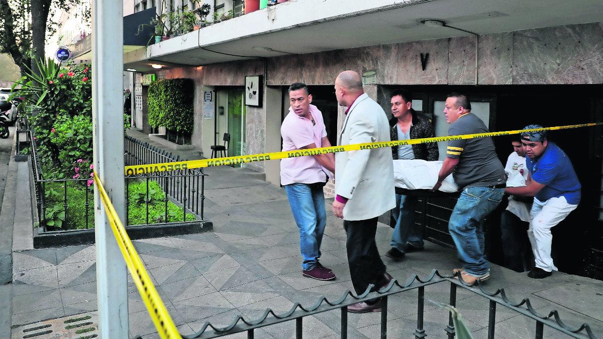 asesinan a dueño de bar en zona rosa cingaro