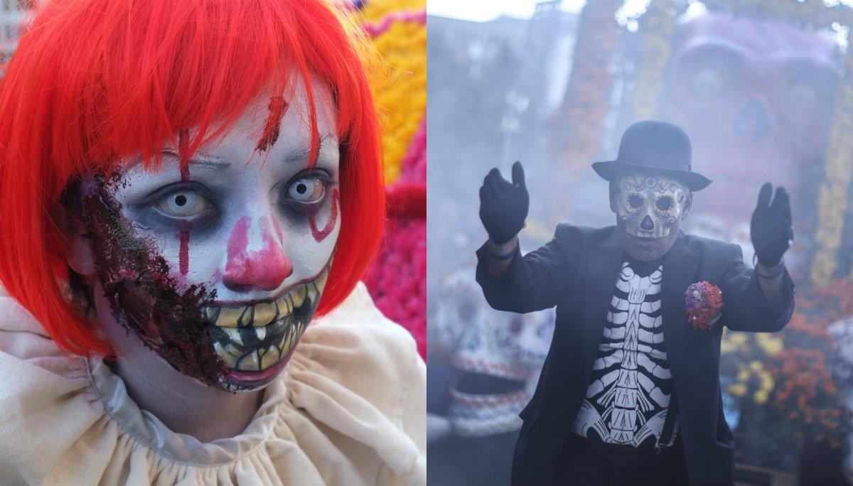 Actividades Día de Muertos Halloween