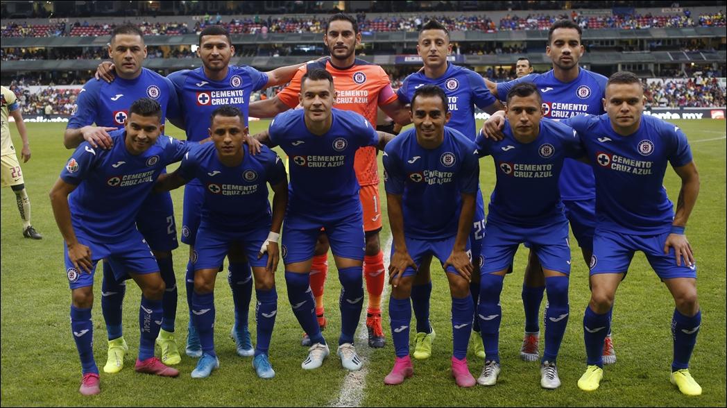 Las bajas de Cruz Azul para el juego ante Morelia