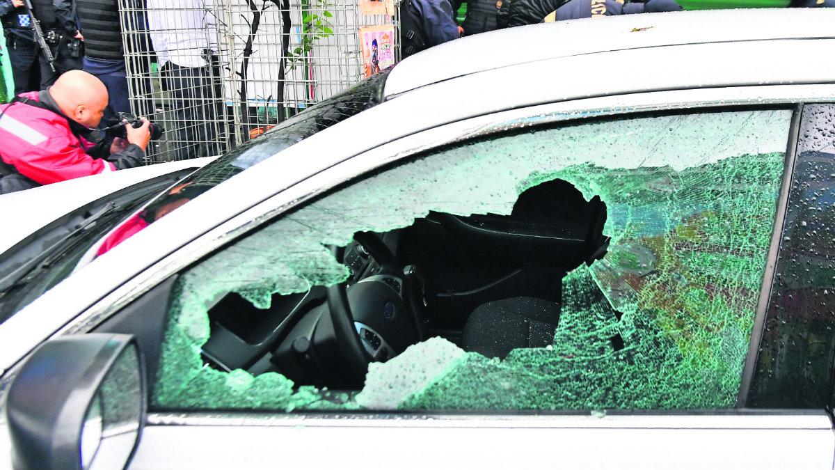 Se registra un tiroteo en calles de la colonia Doctores; hay dos policías muertos