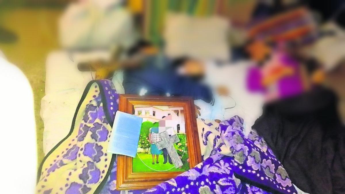 mamá señora mujer envenena hijos se suicida se quita la vida muerta venganza pelea esposo naucalpan