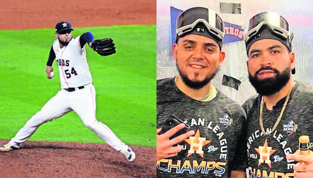 Osuna Urquidy Astros Houston