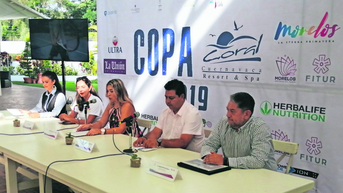 Copa Coral 2019 Morelos