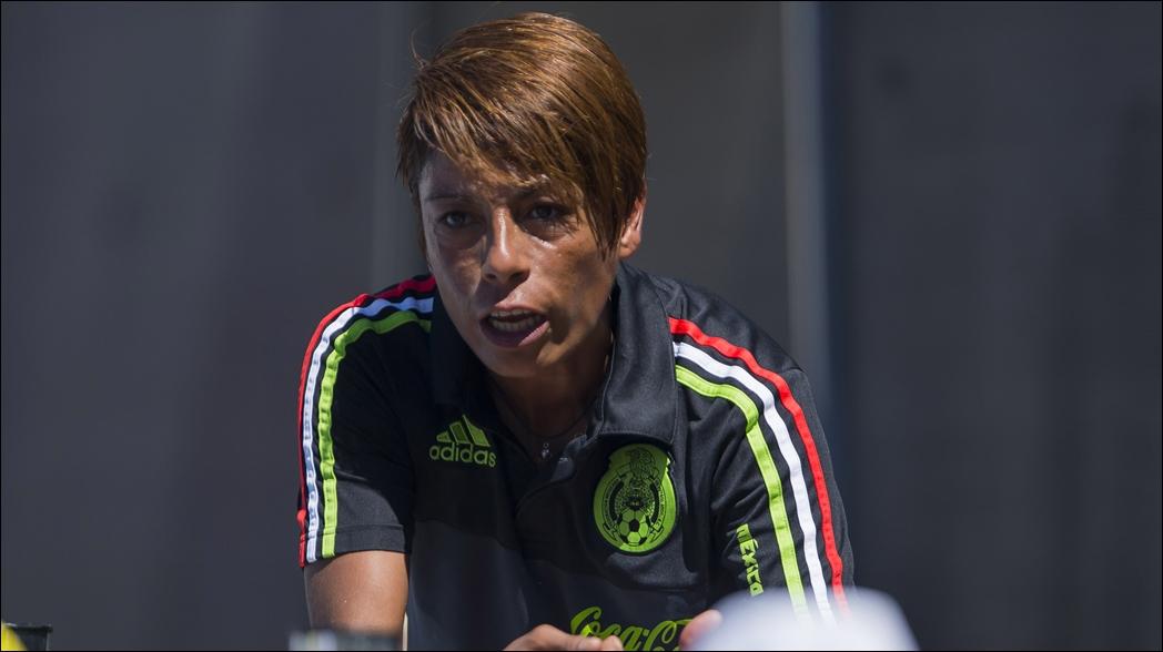 Maribel Domínguez quiere dirigir en el futbol varonil