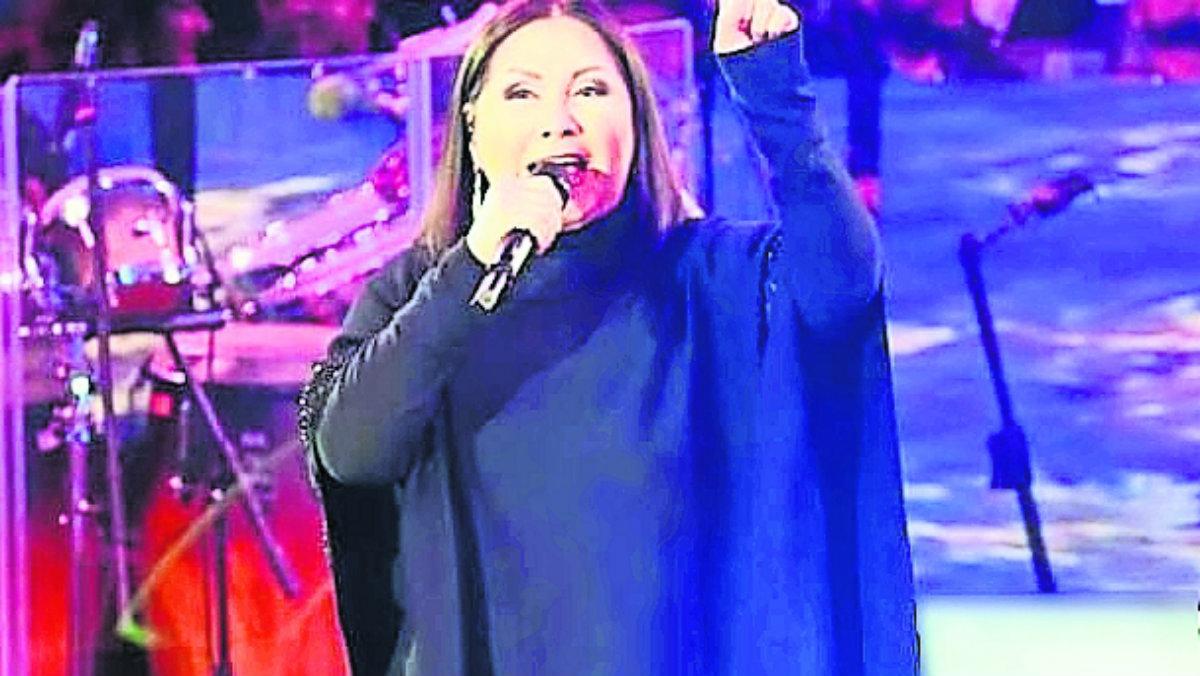ana gabriel cancela presentaciones