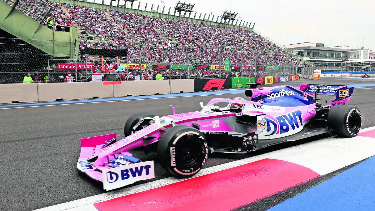 Gran Premio de México derrama económica