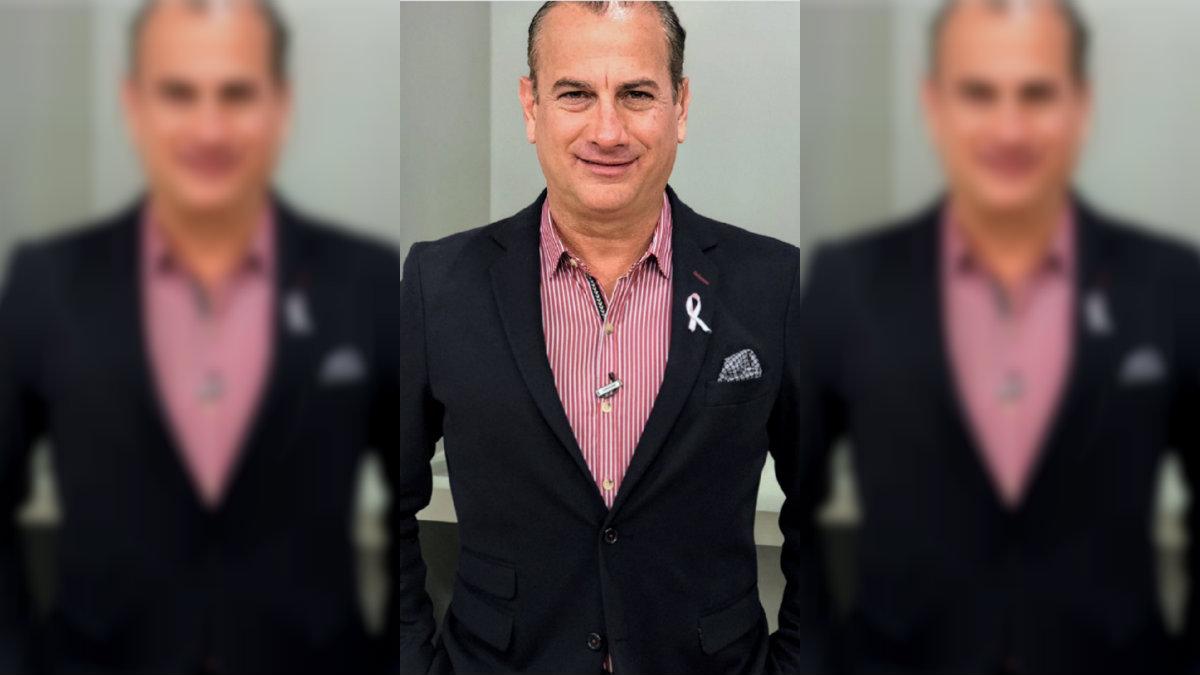 Patricio Cabezut 30 años de conductor de televisión