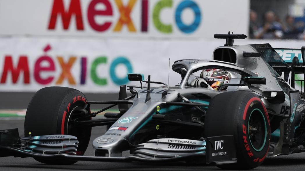 La agenda del Gran Premio de México