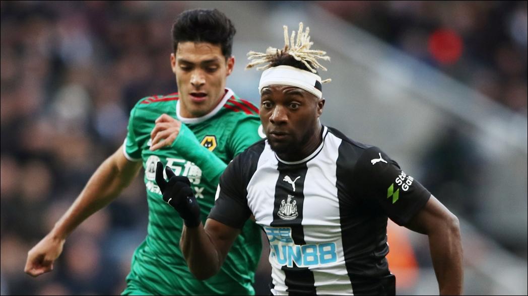 Jiménez y los Wolves rescatan el empate ante el Newcastle
