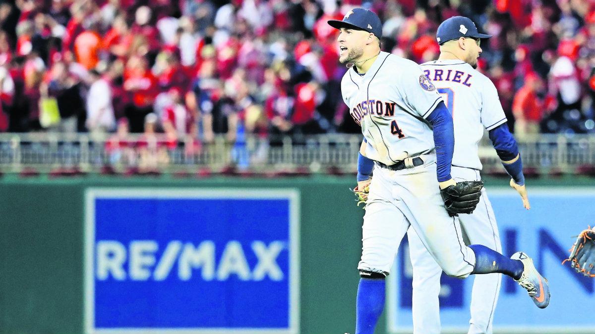 Astros de Houston Serie Mundial