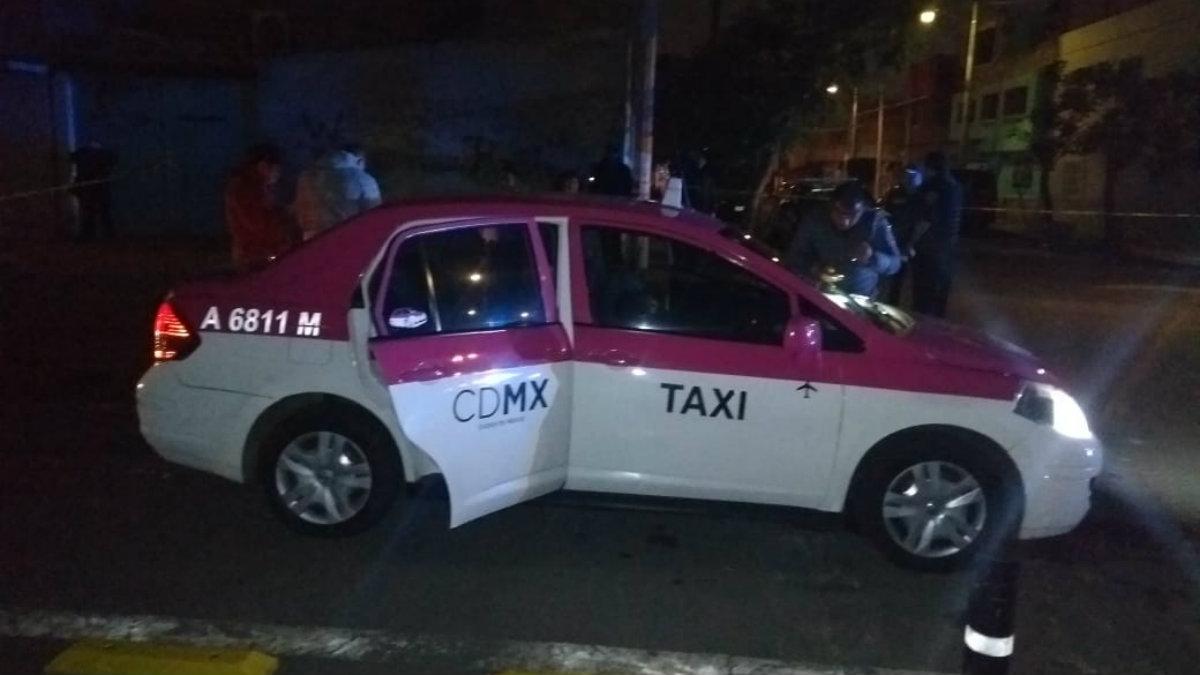 ejecutado taxista neza