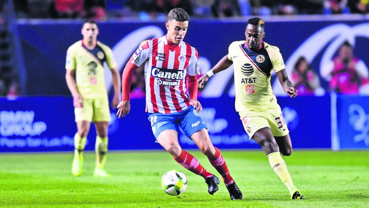 Futbolistas extranjeros América Atlético