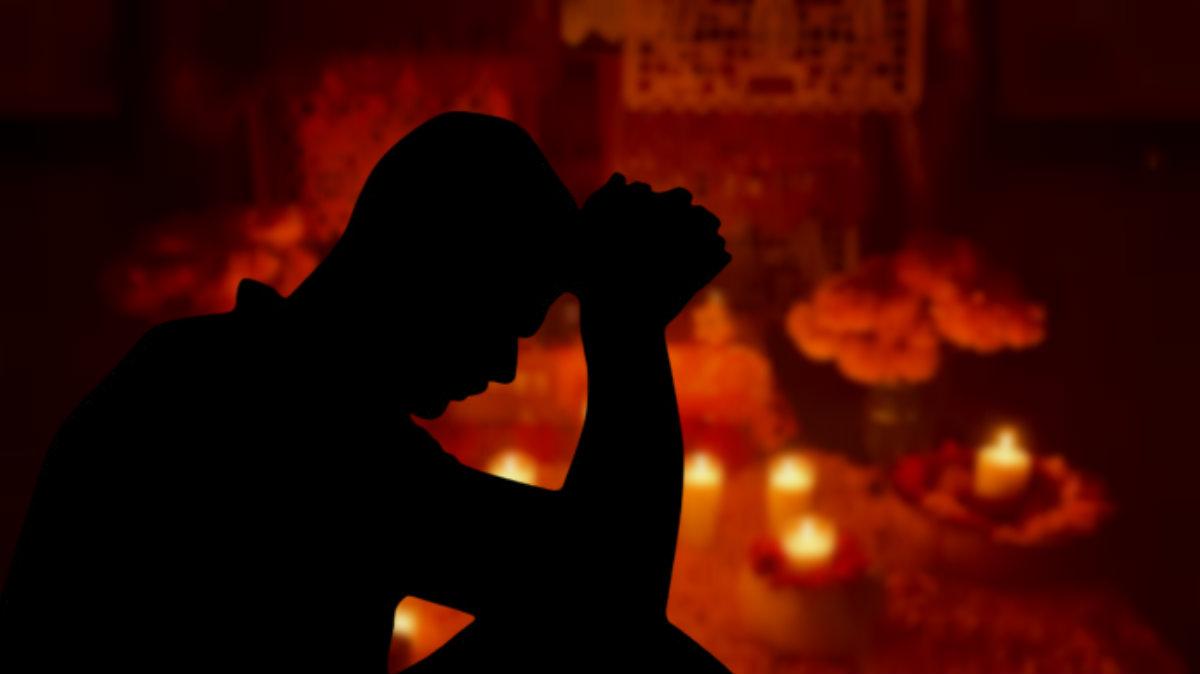 leyenda hombre no quiso poner ofrenda altar día de muertos