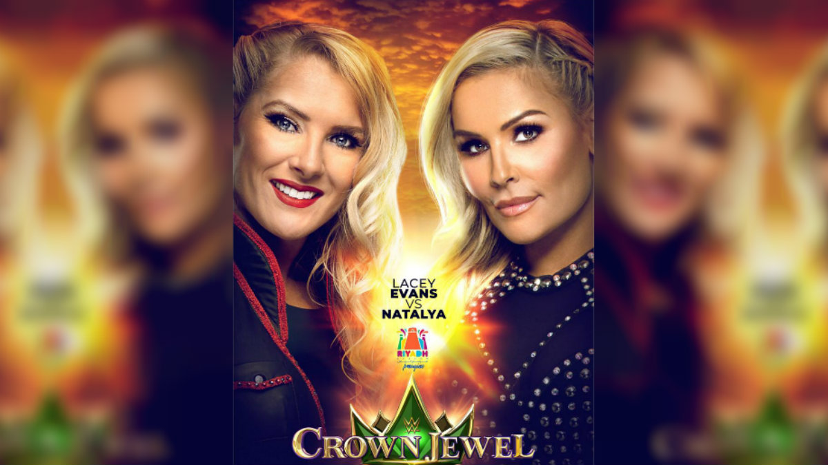 Natalya vs Lacey Evans wwe lucha libre arabia saudita