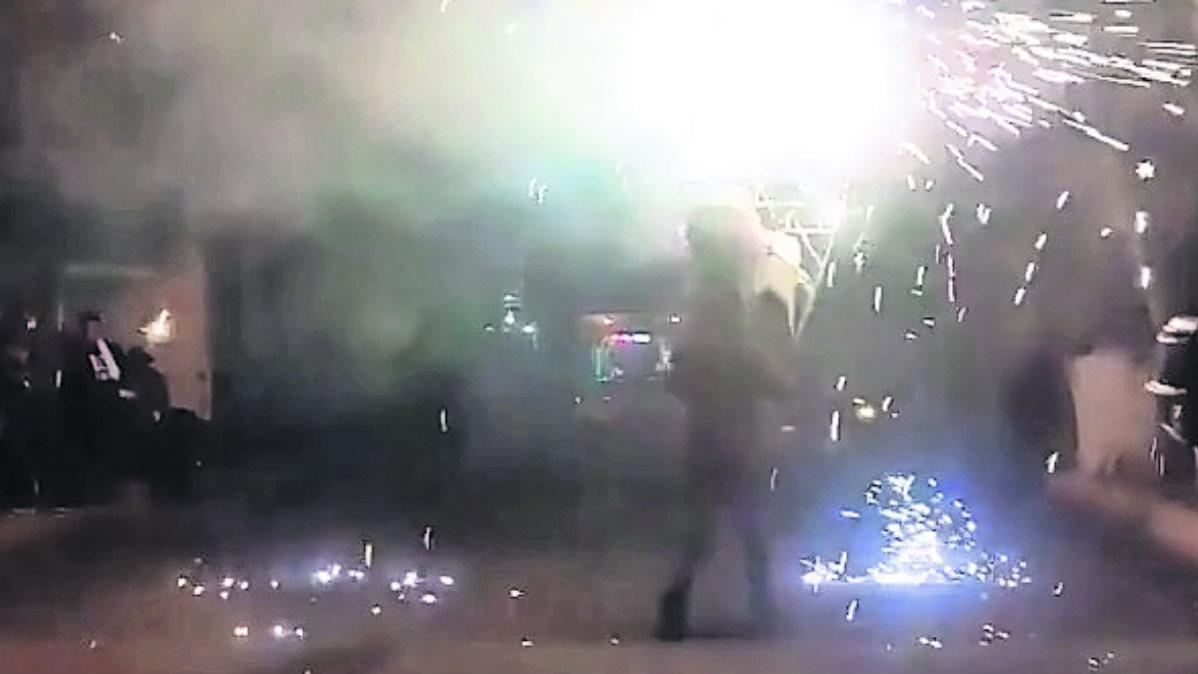 estalla torito en xochimilco 8 heridos