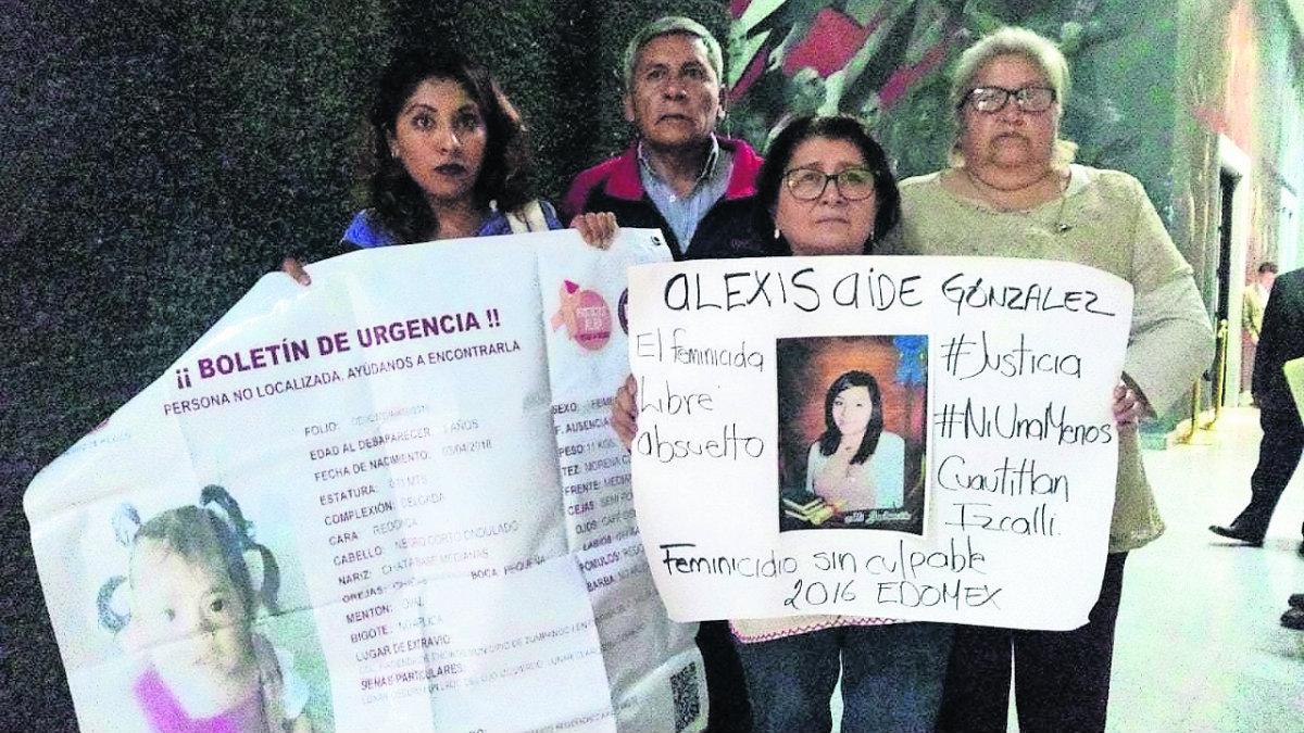 activista pide justicia resolver todos los feminicidios sin distinción edomex