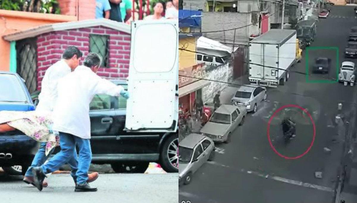 camaras de seguridad captan asesinato taxista gam