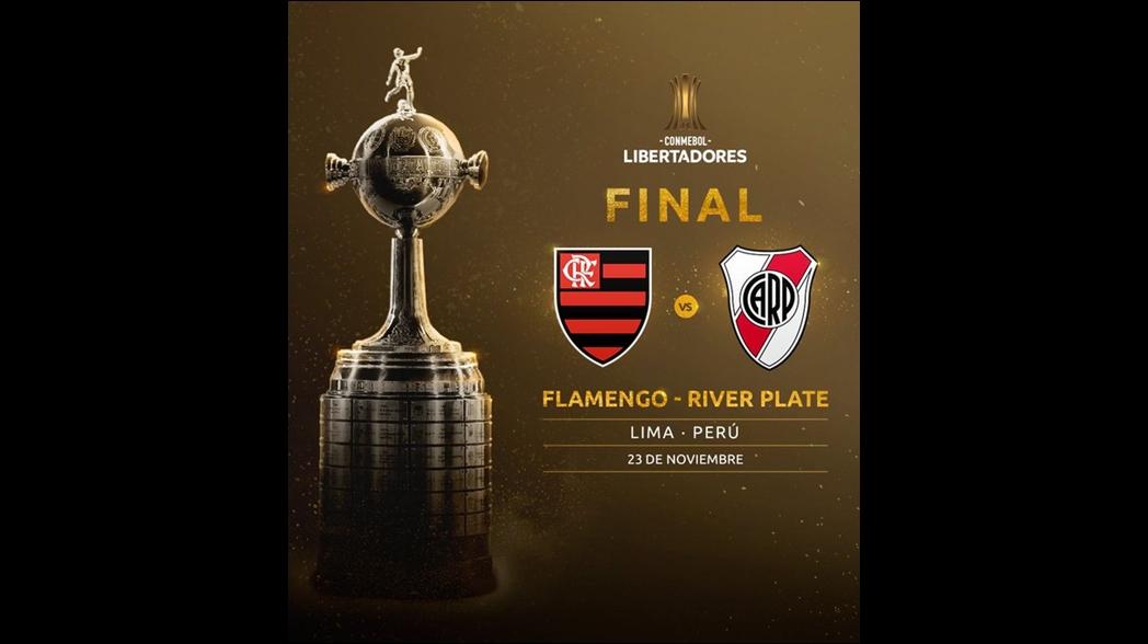 Lima, la nueva sede para la final de la Copa Libertadores 2019