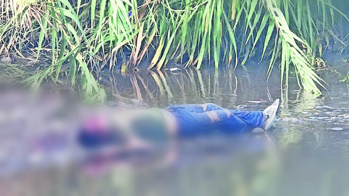 hallan cadáver hombre río acuchillado mano mutilada tortura puente de ixtla