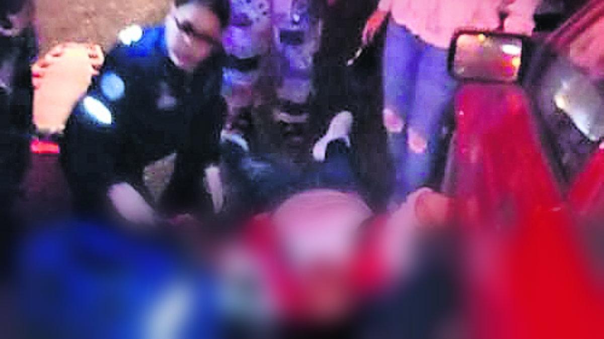 pareja motociclistas accidente baleados ataque palazos derriban vehículo cuernavaca morelos
