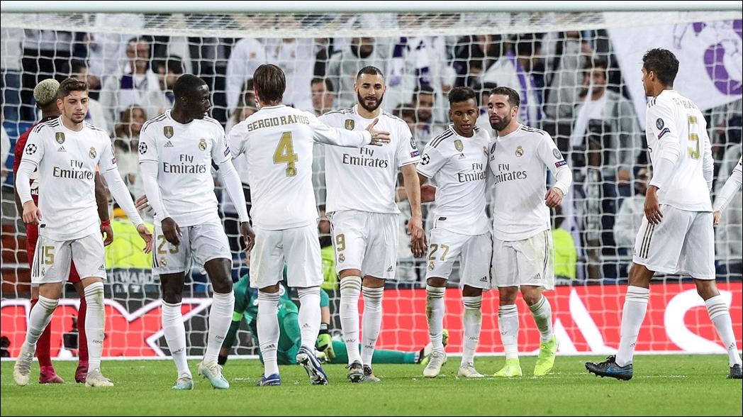 Real Madrid derrota al Galatasaray en Champions League
