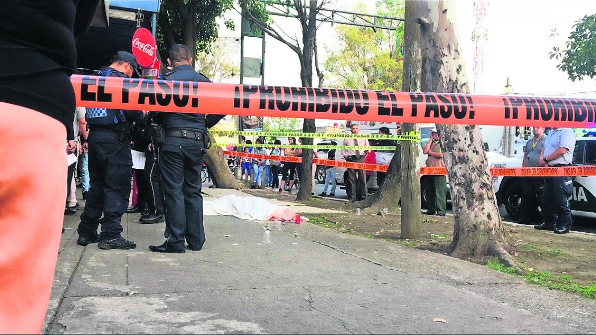 asesinan a balazos hermano de juan balta la unión tepito