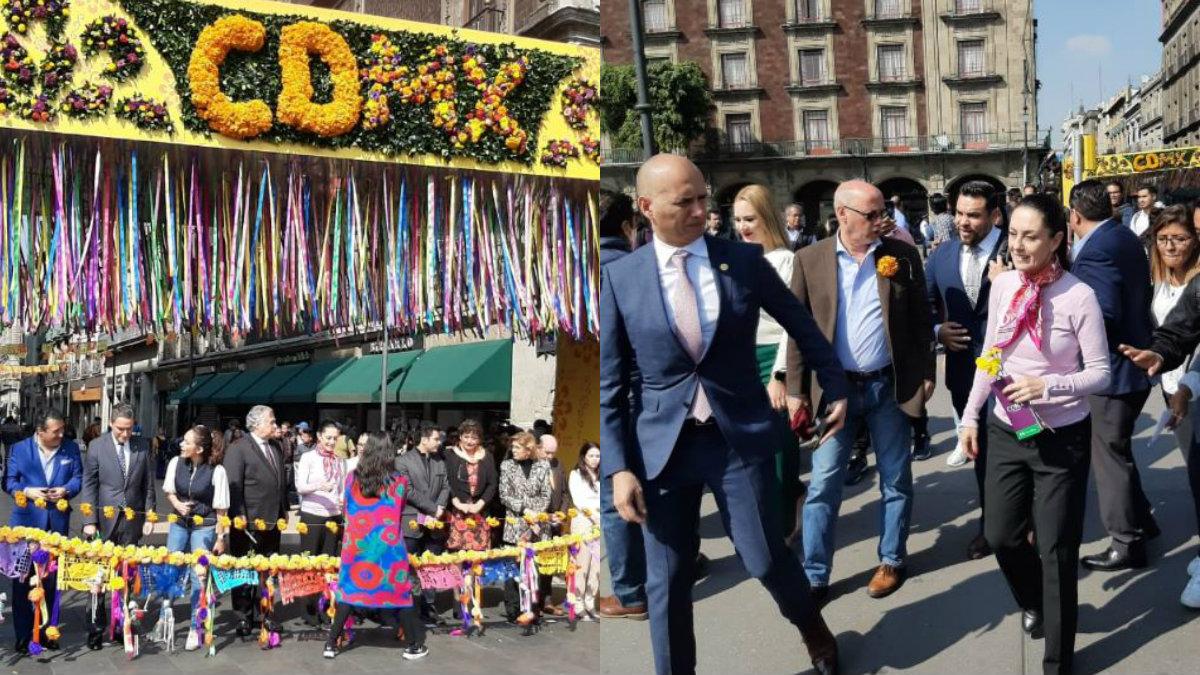 Festival de las Flores Centro Histórico