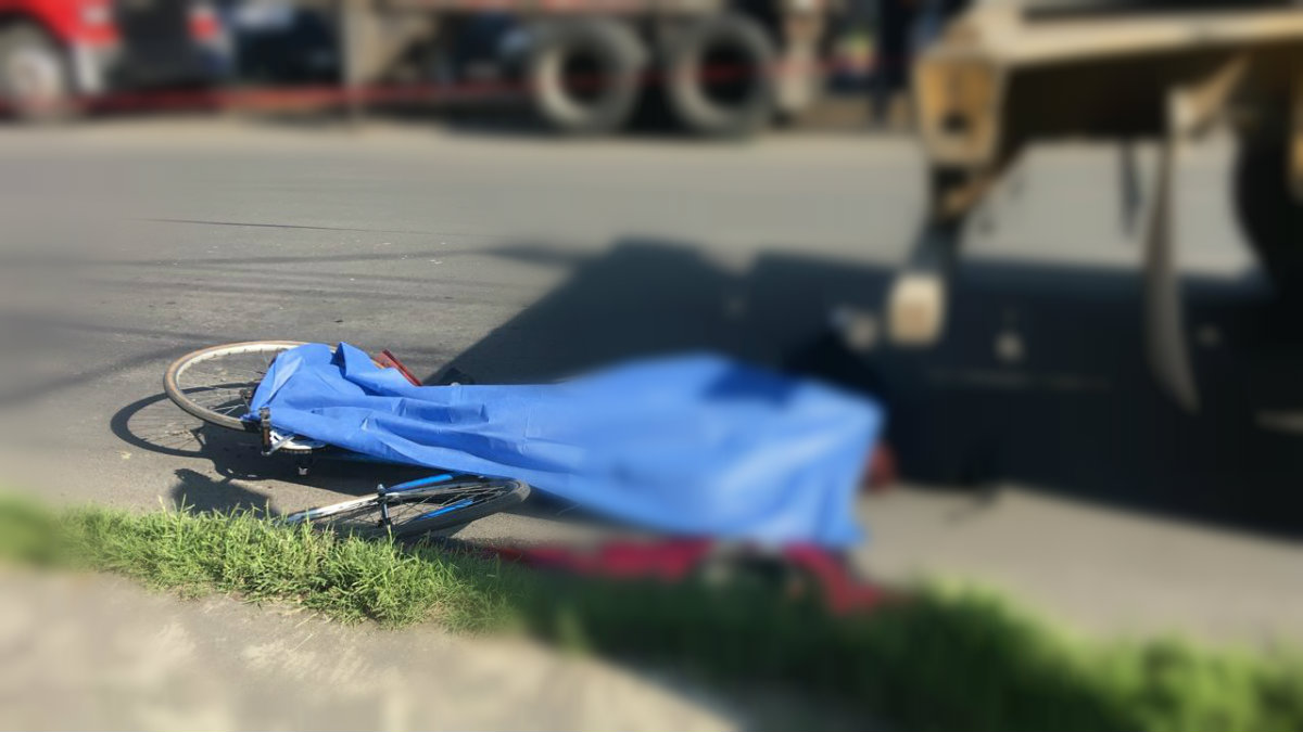mujer ciclista atropellada azcapotzalco cdmx