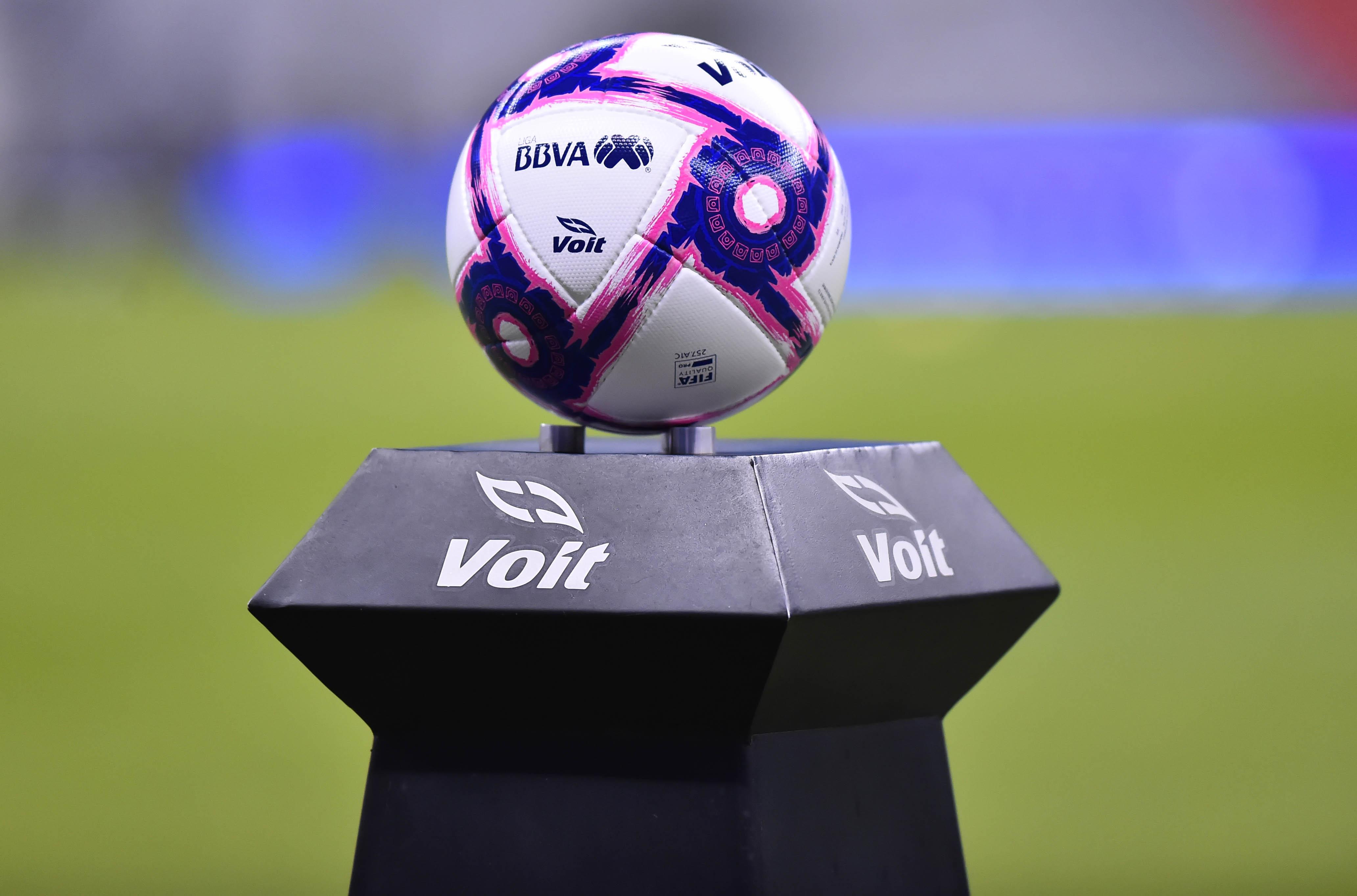 El balón del Apertura 2019