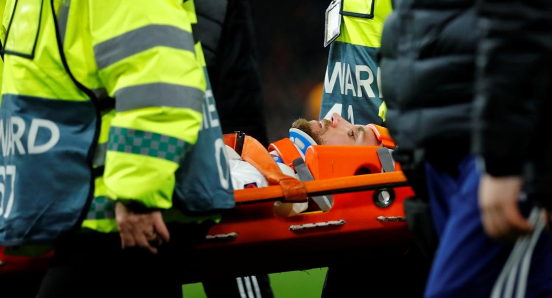 Kenan Bajric está delicado luego de la conmoción cerebral