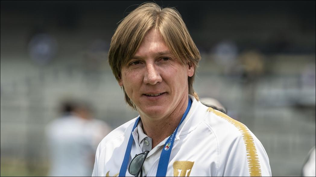 Leandro Augusto anuncia su salida de Pumas