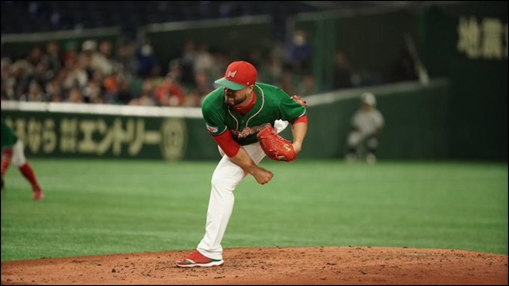 Beisbol-Mexico-Olimpicos