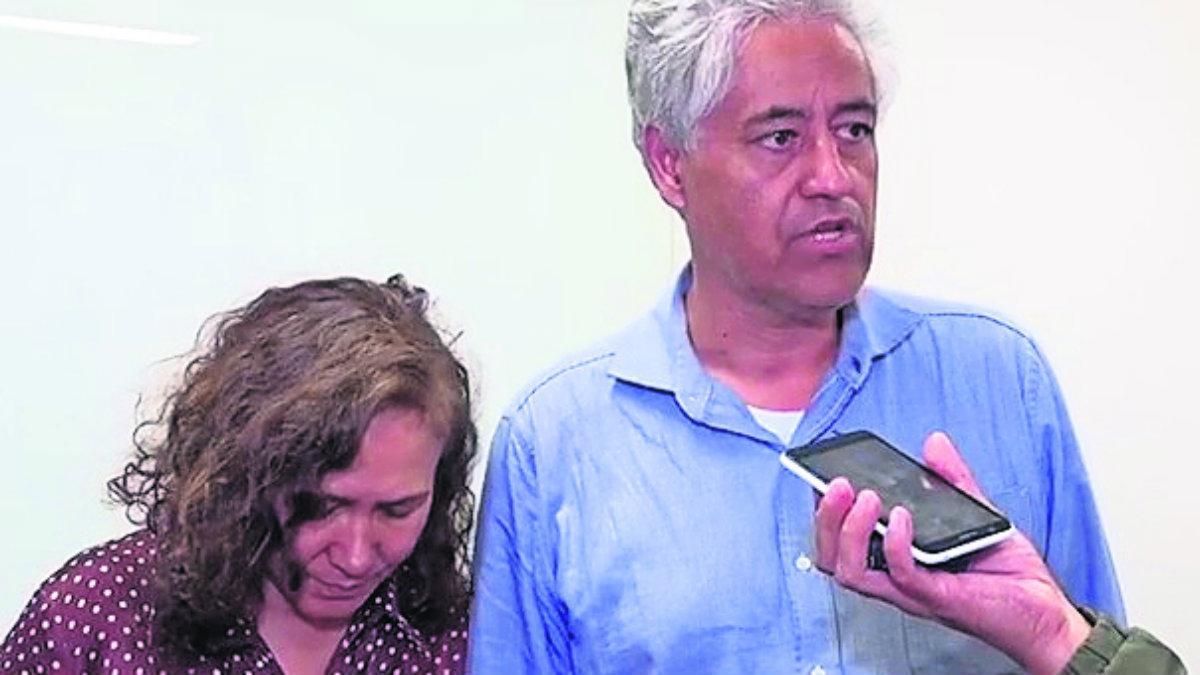 Rescatan exrector UAEM esposa Morelos