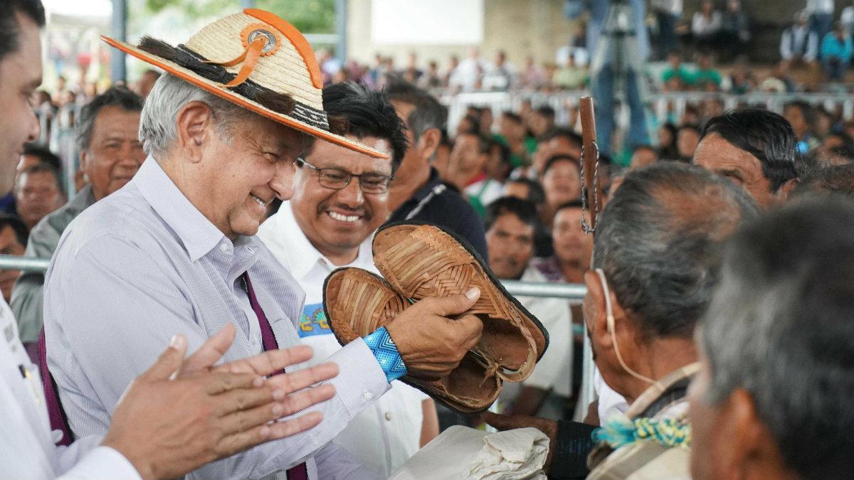 AMLO anuncia que habrá nueva subasta de bienes incautados al narco, en Nayarit
