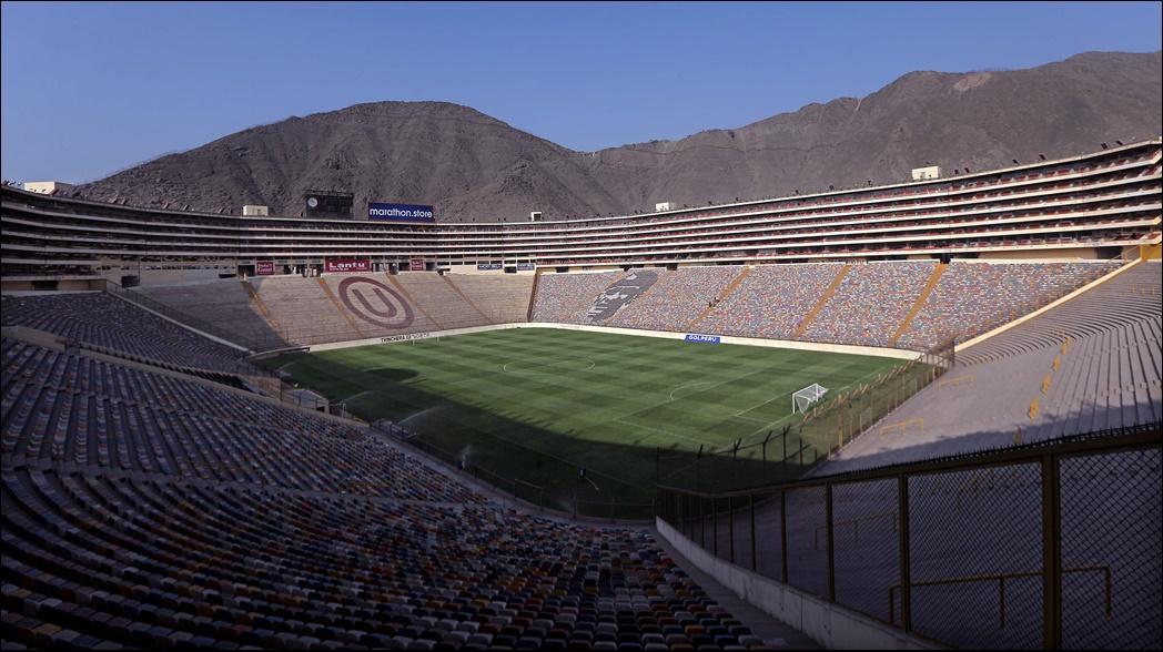 El Estadio Monumental de Perú será la sede de este partido