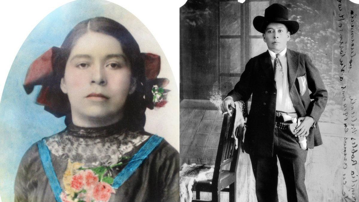 La historia de Amelia Robles, la mujer que se vistió de hombre para la Revolución2
