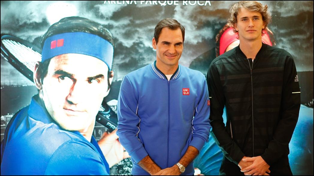 Sí habrá reembolso en caso de que se cancele el juego de Federer en México